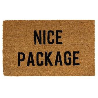 Nice Package Door Mat G1200022