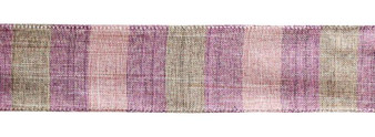 """2.5"""" X 10 Yards Wired Polyester - (Pack Of 6) 57653"""
