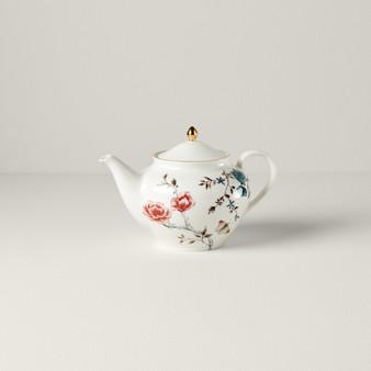 Sprig & Vine Dinnerware Teapot White (890730)