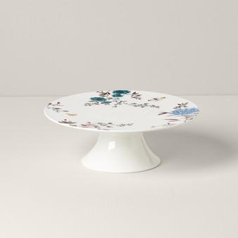 Sprig & Vine Dinnerware White Cake Plate (893040)