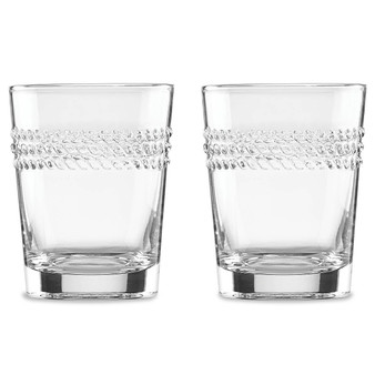 Wickford 2-Piece Double Old Fashioned Glass Set (857795)