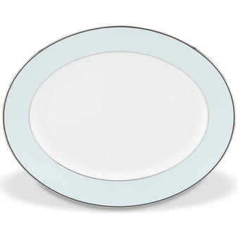 """Parker Place 13"""" Oval Serving Platter (836012)"""