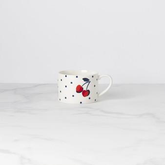 Vintage Cherry Dot Weekend Mug (890979)