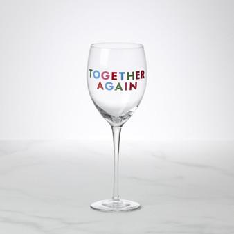 Kate Spade Celebrate Wine Glass (893850)