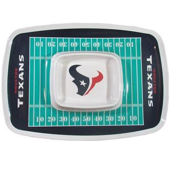Houston Texans Chip & Dip Tray 32563