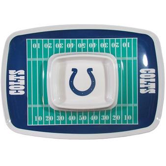 Indianapolis Colts Chip & Dip Tray 32524
