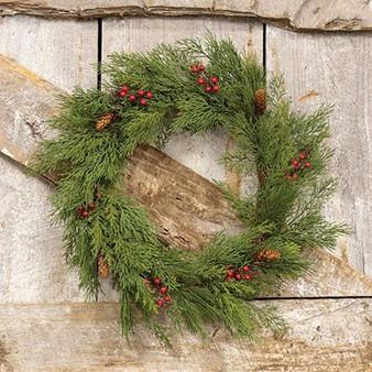 Alpine & Berries Wreath FXP79012
