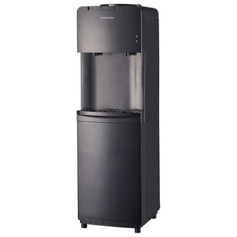 3/5Gal Hot And Cold Water Cooler/Dispenser (Black) (CUREFWC498BLK)