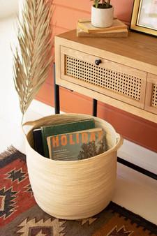 Woven Seagrass Basket (CLAN1098)