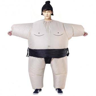 Christmas Waterproof Inflatable Sumo Suit (CM19550)