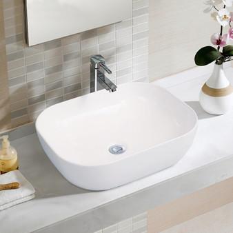 Bathroom Ceramic Vessel Sink (BA7159)