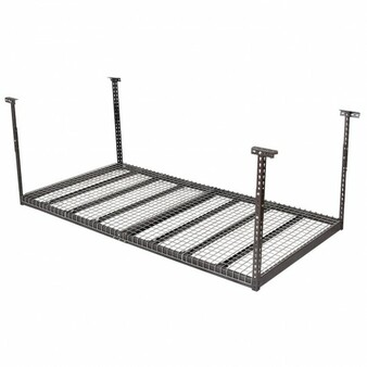 4' X 8' Heavy Duty Overhead Garage Ceiling Adjustable Hanging Rack (HW54770)