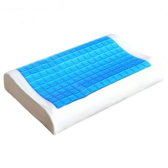 Comfortable Cooling Gel Memory Foam Pillow (HT0956)