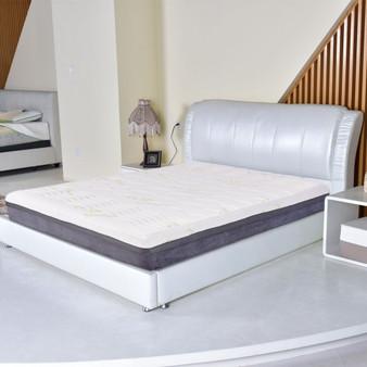"Four Size 10"" Memory Foam Bamboo Fiber Mattress-Twin Size (HT0968T)"