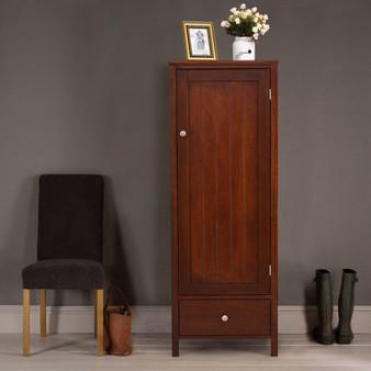 Wood Kitchen Storage Cupboard Floor Cabinet (HW57047)