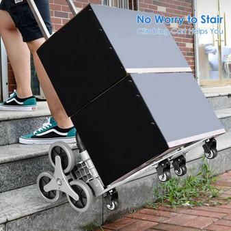 Portable Folding Stair Climbing Hand Truck (TH10001)