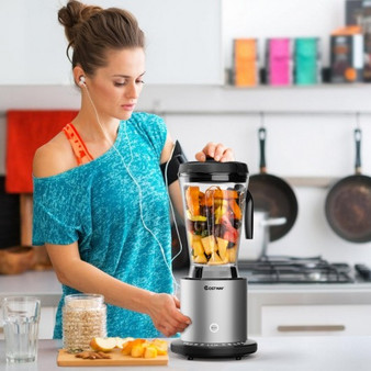 1500W Smoothie Maker High Power Blender With 10 Speeds (EP24952US)