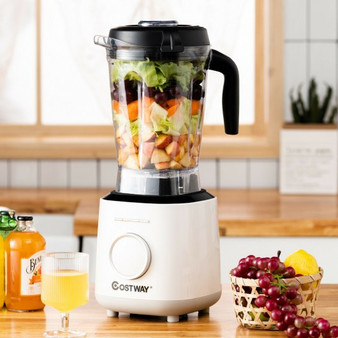 1500W Countertop Smoothies Blender With 10 Speed And 6 Pre-Setting Programs (EP24953US)