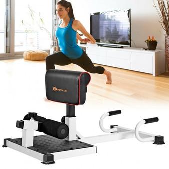 Multifunction Squat Machine Hip Thrust Machine Sit Up Exercise Set (FH10024)