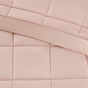100% Polyester Microfiber 3M Scotchgard Solid Blanket - Twin MP51-5154