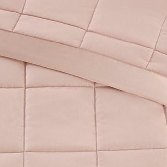 100% Polyester Microfiber 3M Scotchgard Solid Blanket - Full/Queen MP51-5155