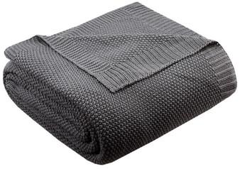 100% Acrylic Knitted Blanket - King II51-729