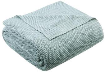 100% Acrylic Knitted Blanket - Full/Queen II51-731