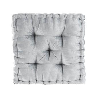 100% Polyester Chenille Cushion - Grey ID31-1527