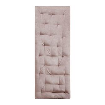 100% Polyester Chenille Long Floor Cushion - Blush ID31-1528