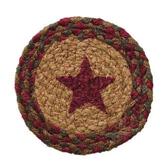 Cinnamon Star Coaster (5 Pack)