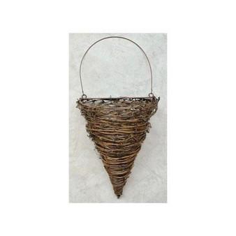 Cone Wall Basket