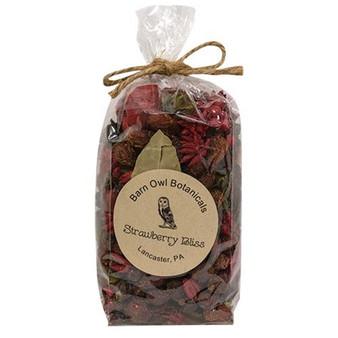 Strawberry Bliss Potpourri 1/2Lb FB150