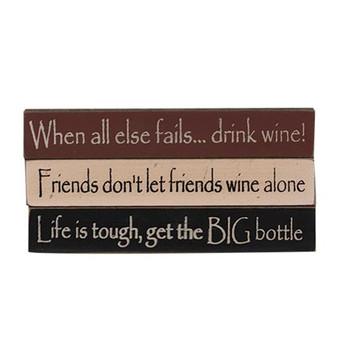 (Drink Wine Mini Sticks (Pack Of 3) G32526