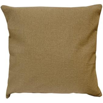 *Burlap Pillow Sham GV10010