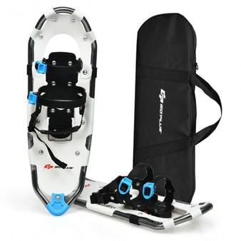Aluminum All Terrain Snowshoes With Adjustable Ratchet Bindings-S (Sp36980)
