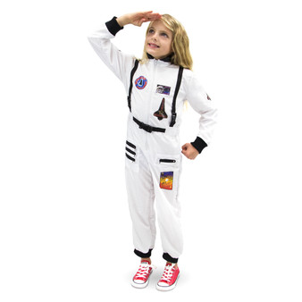 Adventuring Astronaut Children'S Costume, 10-12 MCOS-401YXL