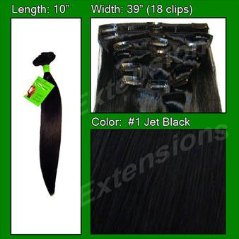 #1 Black - 10 Inch PRST-10-1