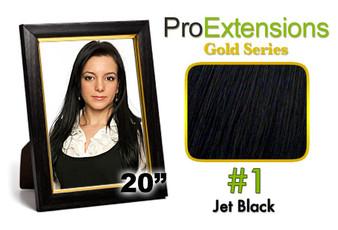 #1 Jet Black Pro Cute PRCT-20-1