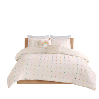 Callie 100% Cotton Jacquard Duvet Cover Set By Urban Habitat Kids UHK12-0138