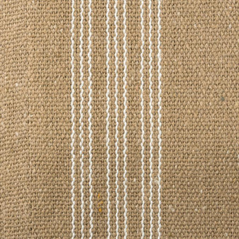 19644 Fabric - Dark, 9 Cream Stripes - Set Of 12