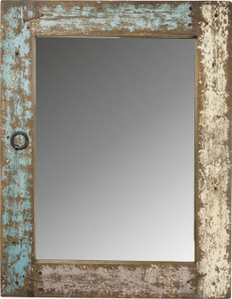 103306 Mirror - Framed (Pack Of 2)