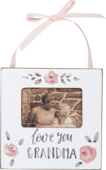 100166 Mini Frame - Love You Grandma - Set Of 4 (Pack Of 3)