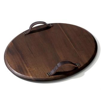 Dansk Hamund Cutting Board with Leather Handles (873751)