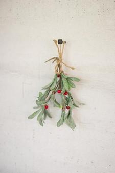 (6 Pack) Artificial Mistletoe Bundle Ornament