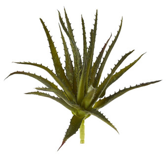 "10"" Aloe Pick Artificial Plant (Set Of 6) (6229-S6-GR)"