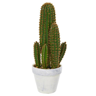 1.5' Cactus Succulent Artificial Plant (4335)