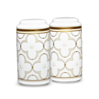 "Bone China 4"" Salt & Pepper Set (4945-434)"