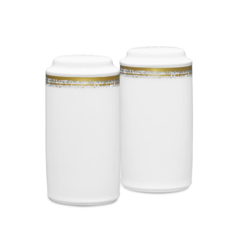 "Bone China 4"" Salt & Pepper Set (4959-434)"