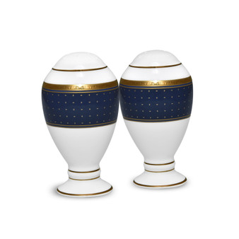 "Bone China 3-1/4"" Salt & Pepper Set (4944-434)"