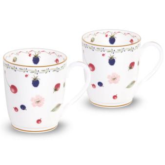 10 Ounces Mugs Set Of 2 (4613-P97280)